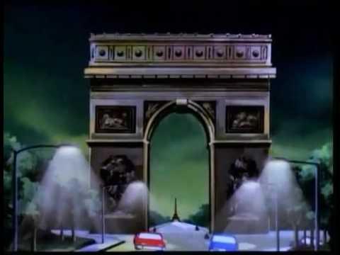 When Monsters Meet: Banner & Betty Visits Paris